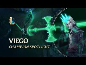 Viego Champion Spotlight - Gameplay - League of Legends