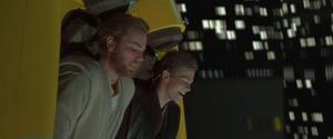 Anakin Skywalker Obi-Wan speeder