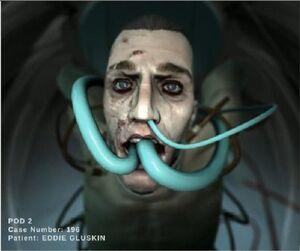 Eddie entangled with tubes