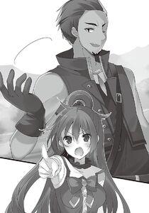Hans Light Novel