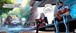 Harley Quinn and DeadshotPrime Earth 01