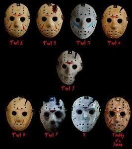 Jasons Masks