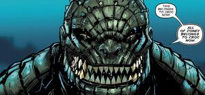 Killer Croc Prime Earth 0062