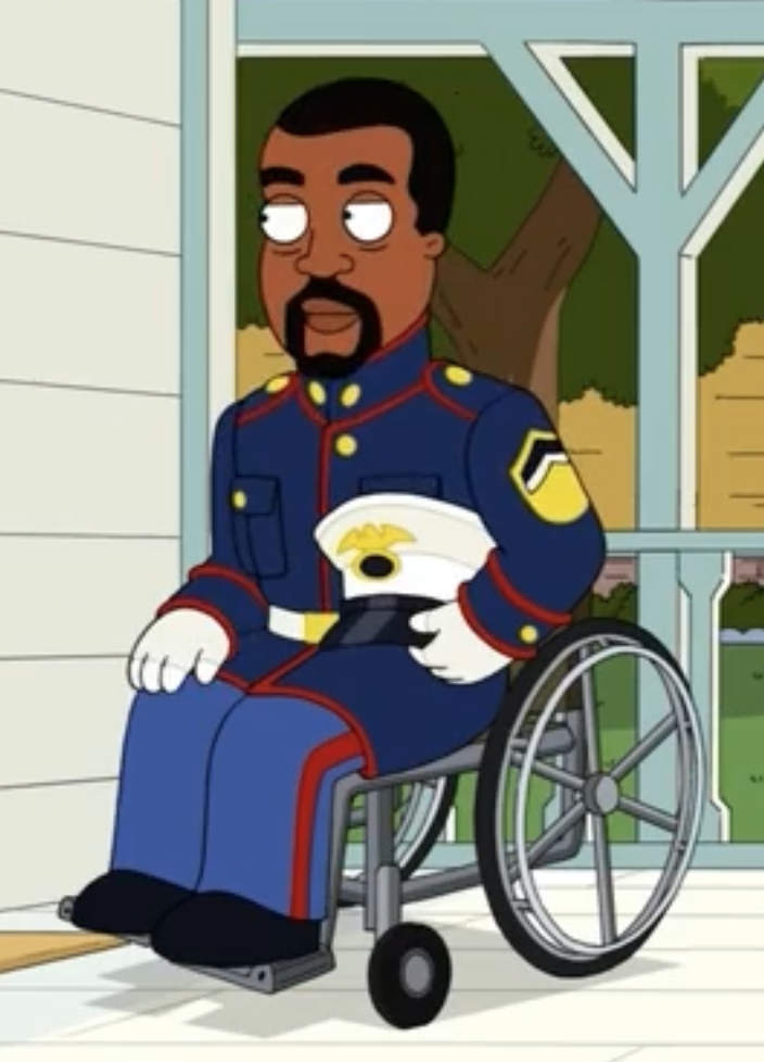 Maurice (The Cleveland Show)