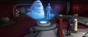 Palpatine Jabba senators