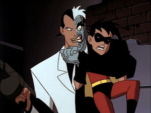 Two-Face (DC Animated Universe) 14