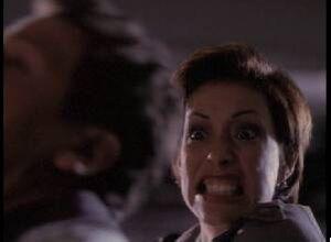Agent Fallon kills Billy