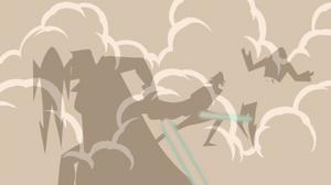Anakin Skywalker Kenobi shadows