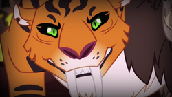 Chimera's tiger head one S4E17.png