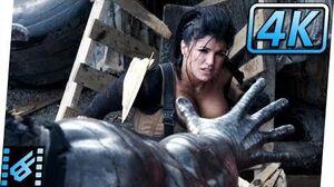Colossus vs Angel Dust Deadpool (2016) Movie Clip