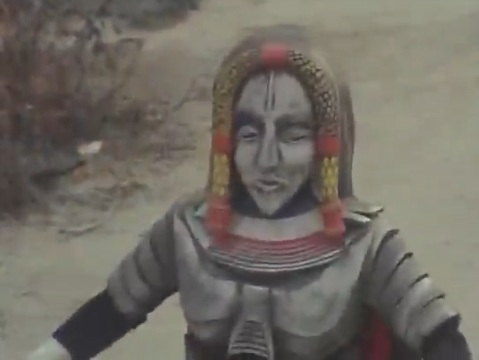 Death Mask Monster