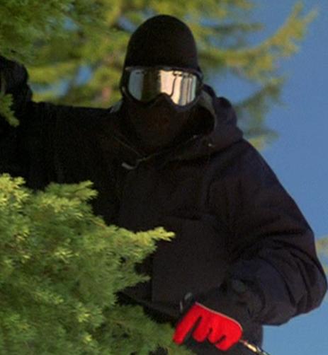 Evil Skier (Shredder)