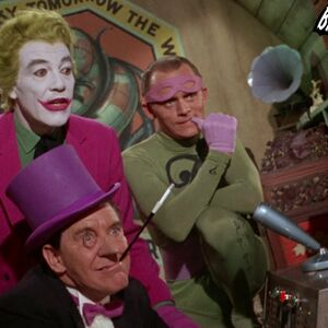 Joker with the riddler and the penguin.jpg