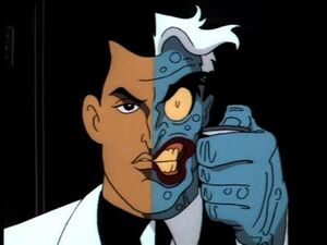 Two-Face (DC Animated Universe) 08