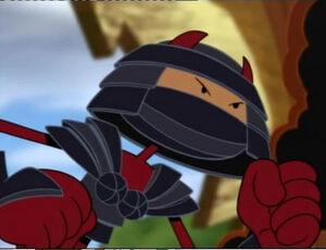 Cree Teenage Ninja