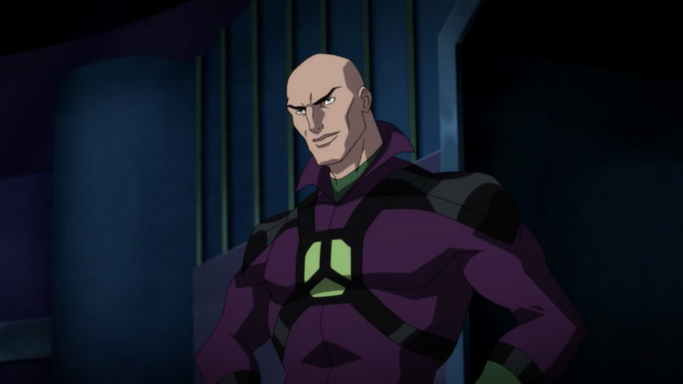 Lex Luthor (DC Animated Movie Universe)