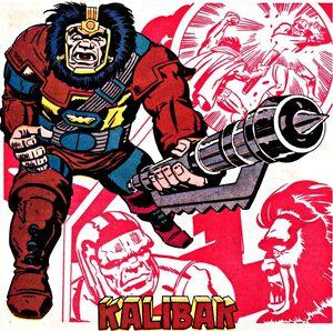 Kalibak 001