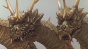 King Ghidorah (Rebirth of Mothra III) 05