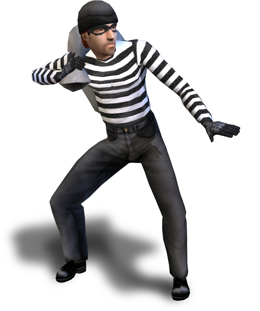 Burglar (The Sims)