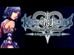 Aqua ~Mirror Illusion~ - Kingdom Hearts- 0