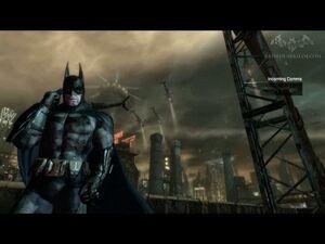 Batman- Arkham City - Walkthrough - Chapter 27 - Protocol 10