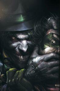 Batman Vol 3 100 Mutant Beaver Comics Exclusive Francesco Mattina Virgin Variant