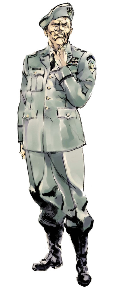 The Colonel (Metal Gear Solid)