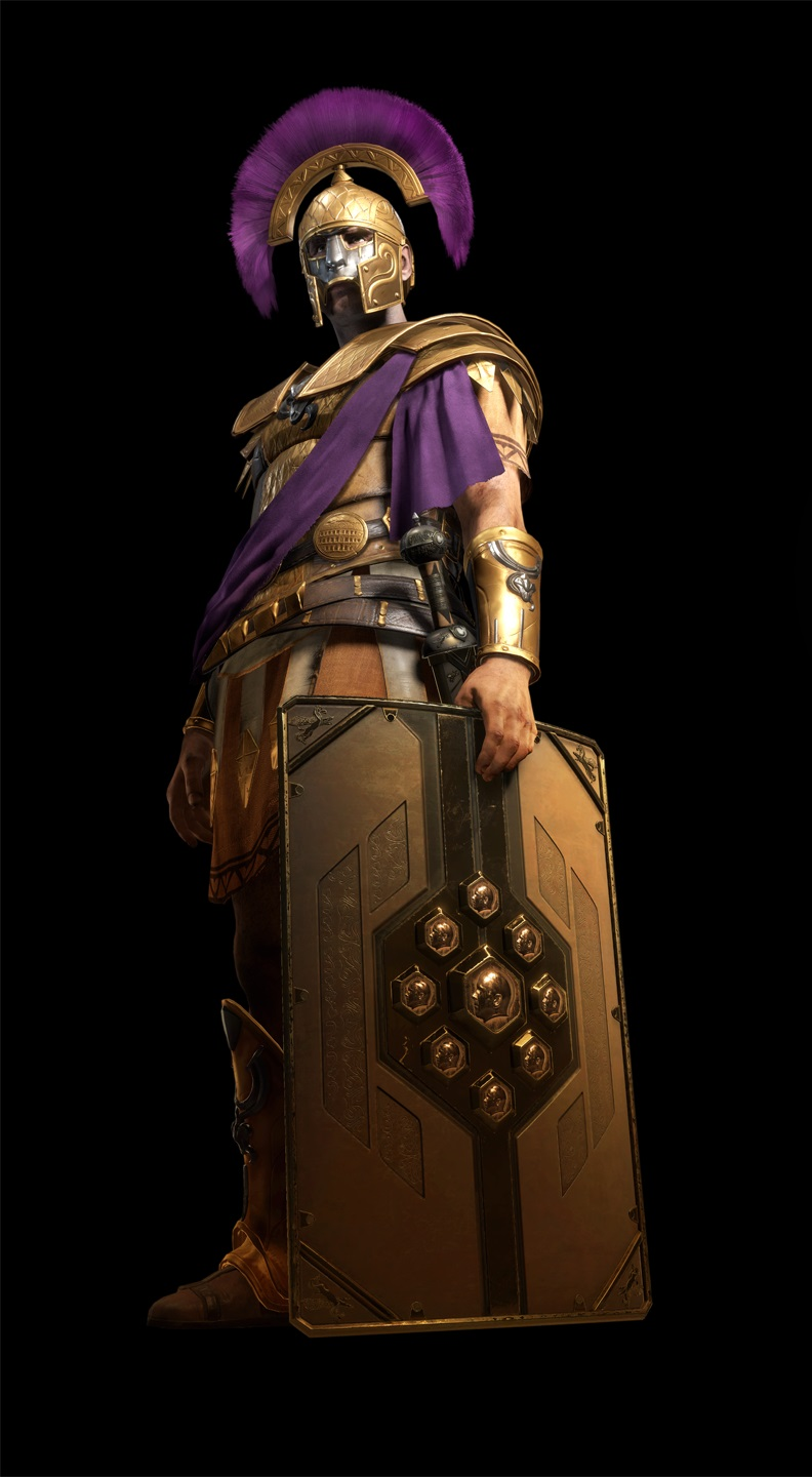 Commodus (Ryse: Son of Rome)