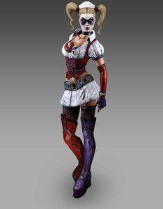 Doctor Harley Quinn