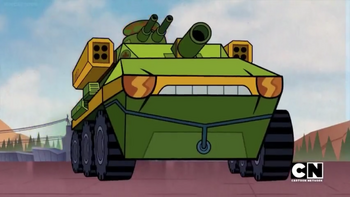 Dr. Military Vehicle