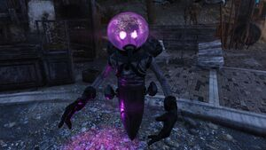 Flatwoods monster FO76