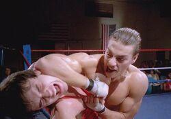 Ivan Kraschinsky vs. Jason Stillwell