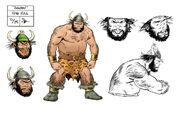 King Kull depictions