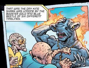 King Shark Prime Earth 0047