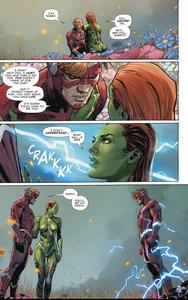 Resurrected Poison Ivy