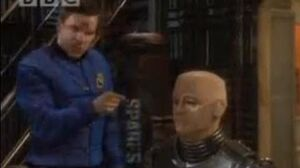 Rimmer's Morale Meeting - Red Dwarf - BBC