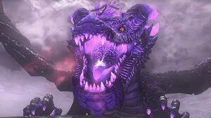 SMO Ruined Dragon Boss Battle