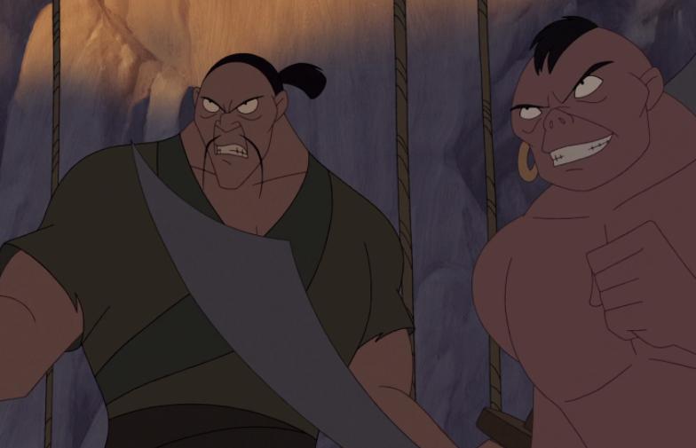 Bandits (Mulan II)