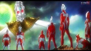 The Ultraman VS Jackal!!