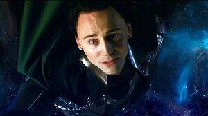 Thor vs Loki Final Battle - Loki Falling Scene - Movie CLIP HD