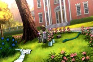 Uncle Ruckus the Gardener