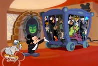 Villain Roundup @ House of Mouse