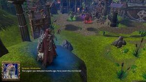 Warcraft III reforged sylvanas windrunner all cutscenes dialogue