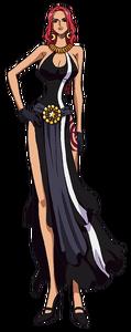 Baccarat Anime Concept Art