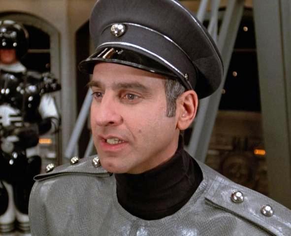 Colonel Harland Sandurz