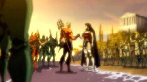 Flashpoint Atlantis Themyscira Alliance