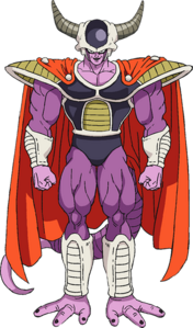 King Cold Broly