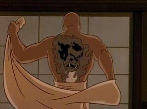 Kyodai's tattoo