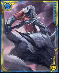 Malekith Card (Marvel)