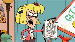 Monica Hates Her Contract
